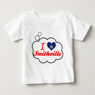 Ik houd van Smithville, New York Tshirts