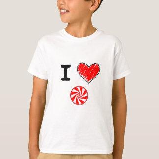 Ik houd van Snoep T Shirt