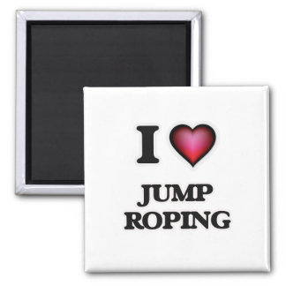 Ik houd van Sprong Roping Magneet