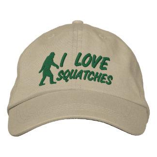 Ik houd van Squatches Pet 0