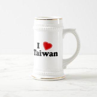 Ik houd van Taiwan Bierpul