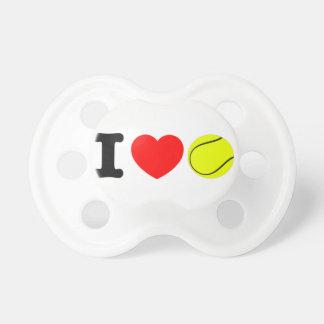 Ik houd van Tennis Fopspeentjes