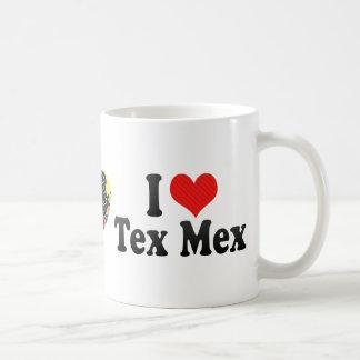 Ik houd van Tex Mex Koffie Beker
