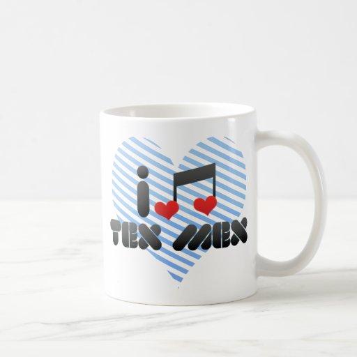 Ik houd van Tex Mex Koffie Mok