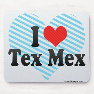 Ik houd van Tex Mex Muismat