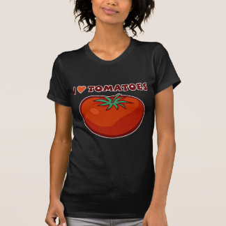 Ik houd van Tomaten T Shirt