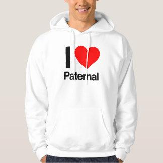ik houd van vaderlijk hoodie