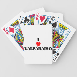 Ik houd van Valparaiso Pak Kaarten