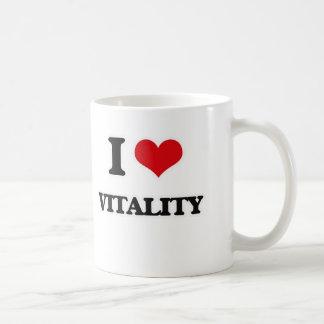 Ik houd van Vitaliteit Koffiemok