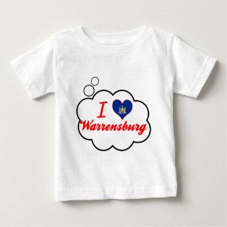 Ik houd van Warrensburg, New York Shirt