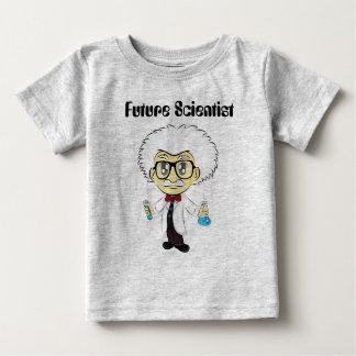 Ik houd van Wetenschap met Wetenschapper Baby T Shirts