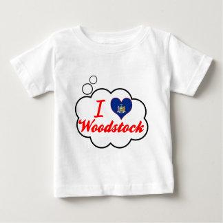 Ik houd van Woodstock, New York T Shirts
