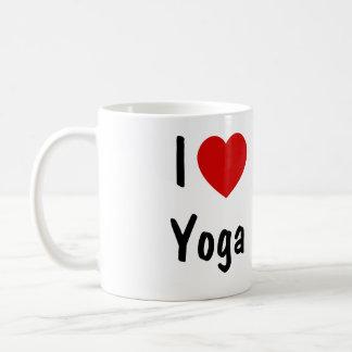Ik houd van Yoga Koffiemok