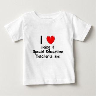 Ik houd van zijnd het Kind T van een Speciale van Baby T Shirts