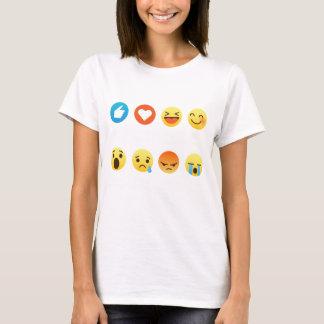 Ik houd van zwemmend Overhemd van het T-shirt van
