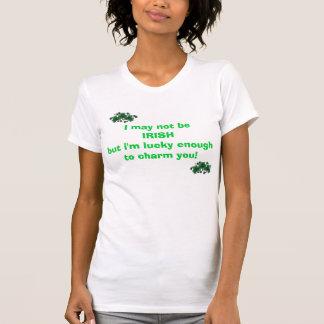 Ik kan niet Iers zijn T Shirts