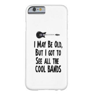 Ik kan oude, koele banden zijn! barely there iPhone 6 hoesje