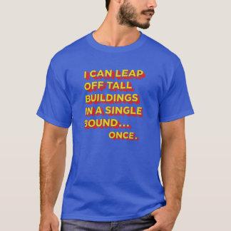Ik kan springen… t shirt
