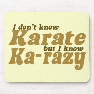 Ik ken geen Karate Muismatten