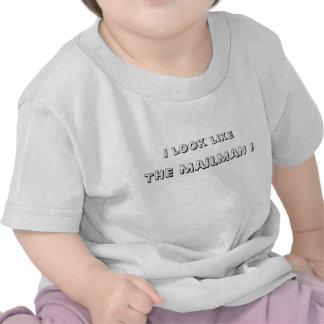 Ik kijk als de T-shirt van Peuters
