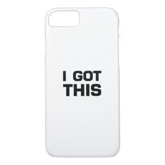 Ik kreeg dit voor Kanker, de Voorlichting van de iPhone 8/7 Hoesje