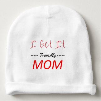 Ik krijg het MAMMA Baby Mutsje