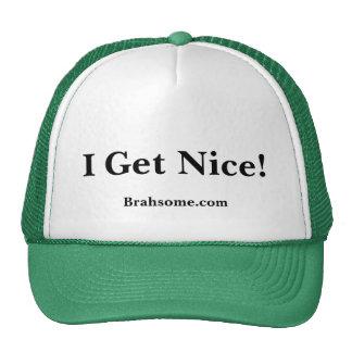Ik krijg het pet van Nice