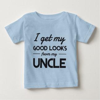Ik krijg mijn goed kijk van mijn oom baby t shirts