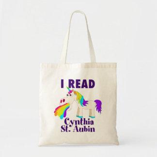 Ik las het Bolsa van Cynthia St. Aubin Draagtas