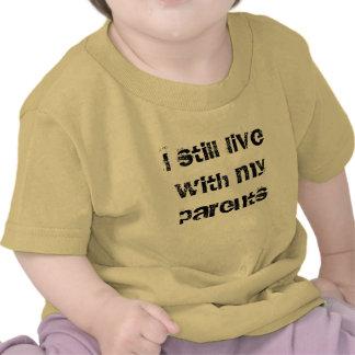 Ik leef nog met mijn ouders shirts