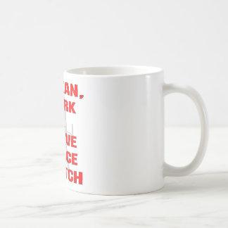 Ik maak de Schok van I schoon & heb ik Nice Koffiemok