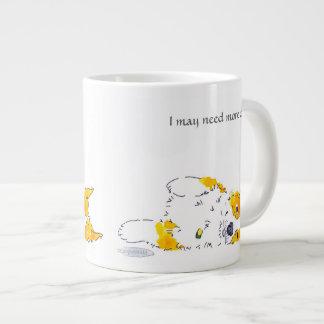 Ik mag Meer Mok van Corgi van de Koffie nodig hebb