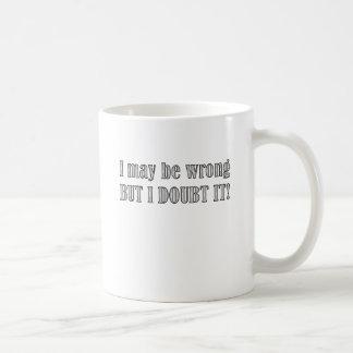 Ik mag Verkeerde… Koffiemok