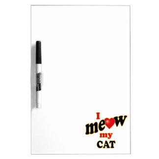 Ik mauw Mijn Kat Whiteboards