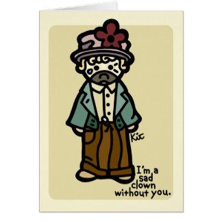 Ik mis u briefkaarten 0