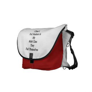 Ik ontbreek geen Studenten in Mijn Klasse van de Courier Bags