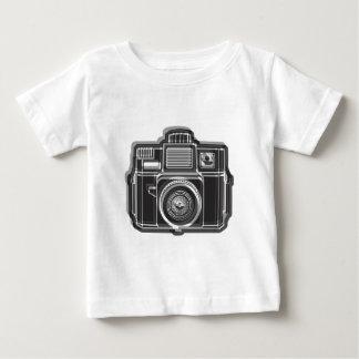 Ik ontspruit nog de Zwarte van het Logo van de Baby T Shirts