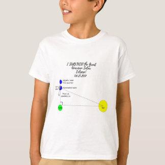 Ik overleefde de Grote Amerikaanse T Shirt