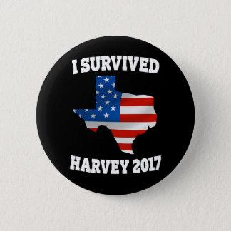 Ik overleefde de knoop van Harvey Texas van de Ronde Button 5,7 Cm