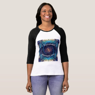 Ik overleefde Orkaan Irma T Shirt