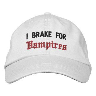 Ik rem voor Vampieren Pet