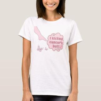 Ik schopte de T-shirt van het Uiteinde van Kanker