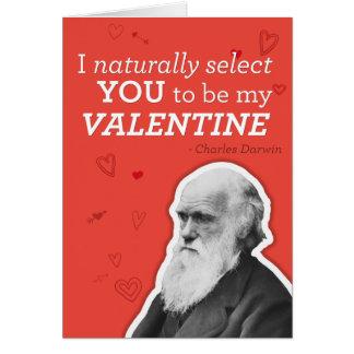 Ik selecteer u natuurlijk om Mijn Valentijn - Briefkaarten 0