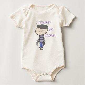 ik sla dutjes voor het baby van de Bioskoop over Baby Shirt