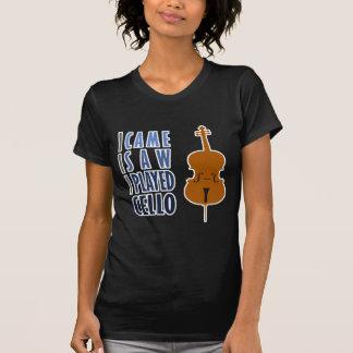Ik speel Cello T Shirt