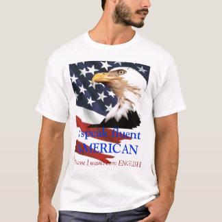 Ik spreek vloeiend AMERIKAANS mannen overhemd T Shirt