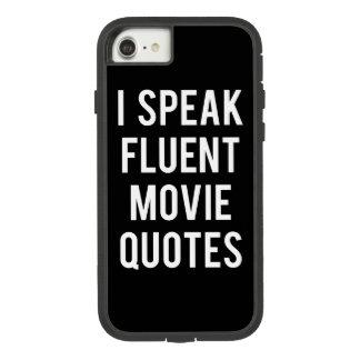 Ik spreek vloeiende filmcitaten Case-Mate tough extreme iPhone 8/7 hoesje