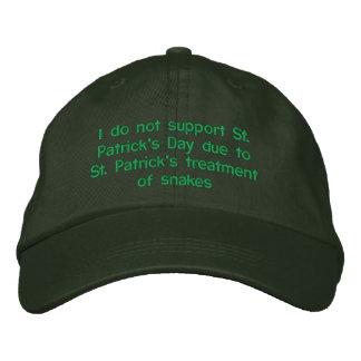 Ik steun St. Patrick geen dag toe te schrijven aan Petten 0