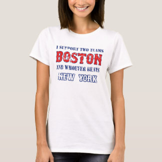 Ik steun T-shirt van de grappige Vrouwen van het