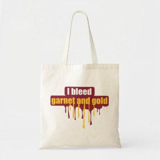 Ik tap granaat en gouden… draagtas